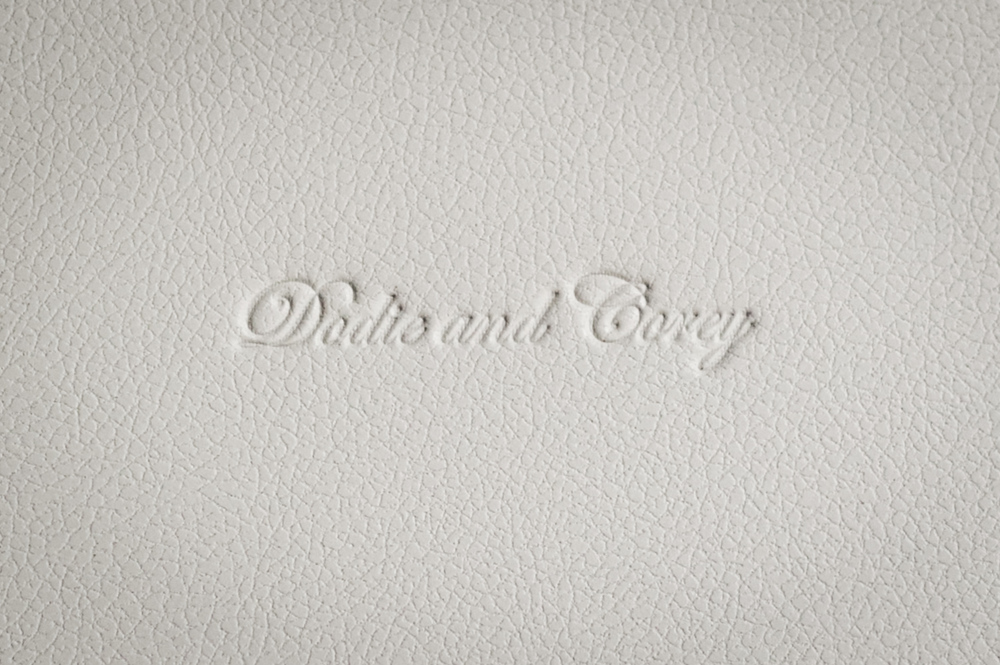 Custom logo imprinting