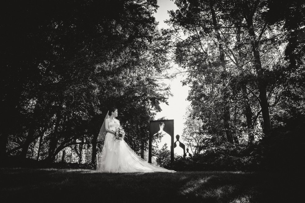 Wainwright House Wedding Portraits 3