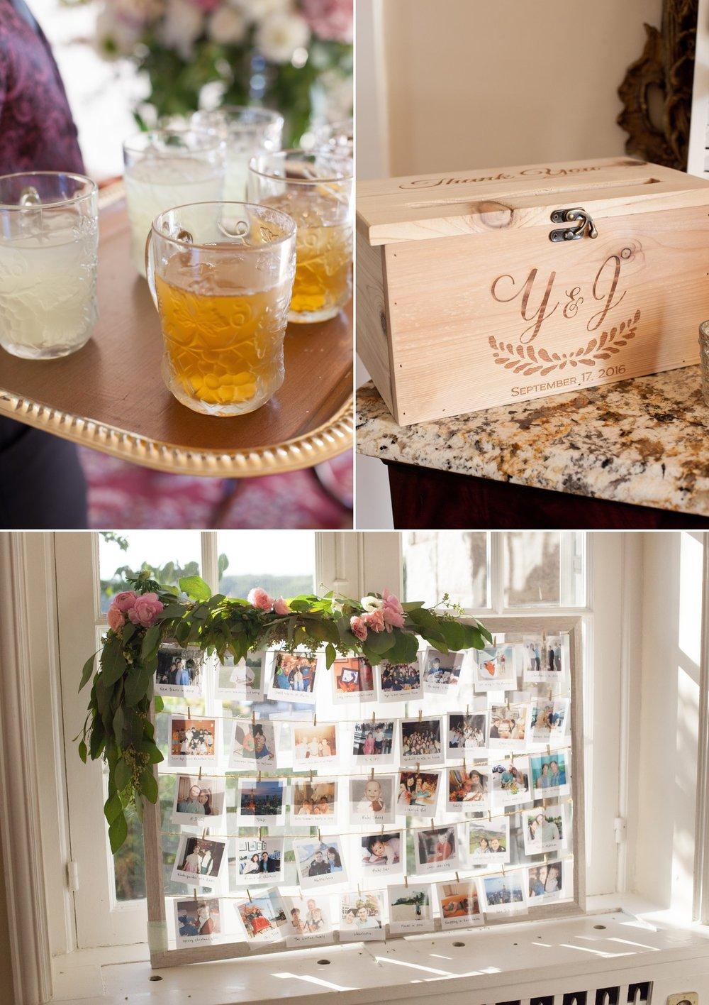 Wainwright House Wedding Photo Details