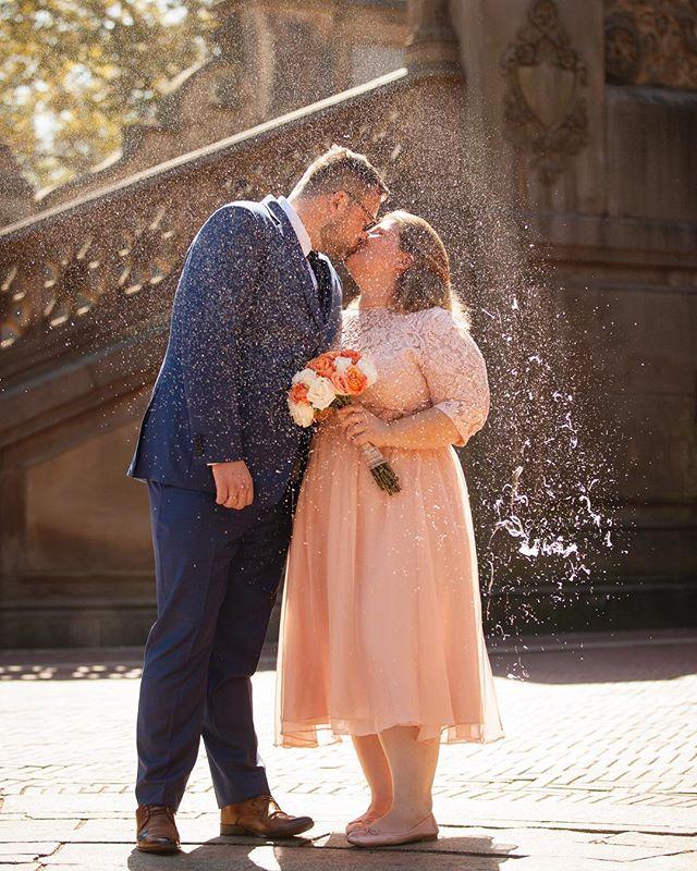 These two were just the sweetest couple and the early September morning light was perfect for their elopement. 🥂 . . . #weddingblog #weddingblogger #loveauthentic #junebugweddings #weddingphotos #nycelopement #weddingmoments #bridebook #vscowedding #huffpostweddings #newyorkweddingphotographer #nycweddings #theknot #radlovestories #elopement #photobugcommunity @wedphotoinspiration @greenweddingshoes