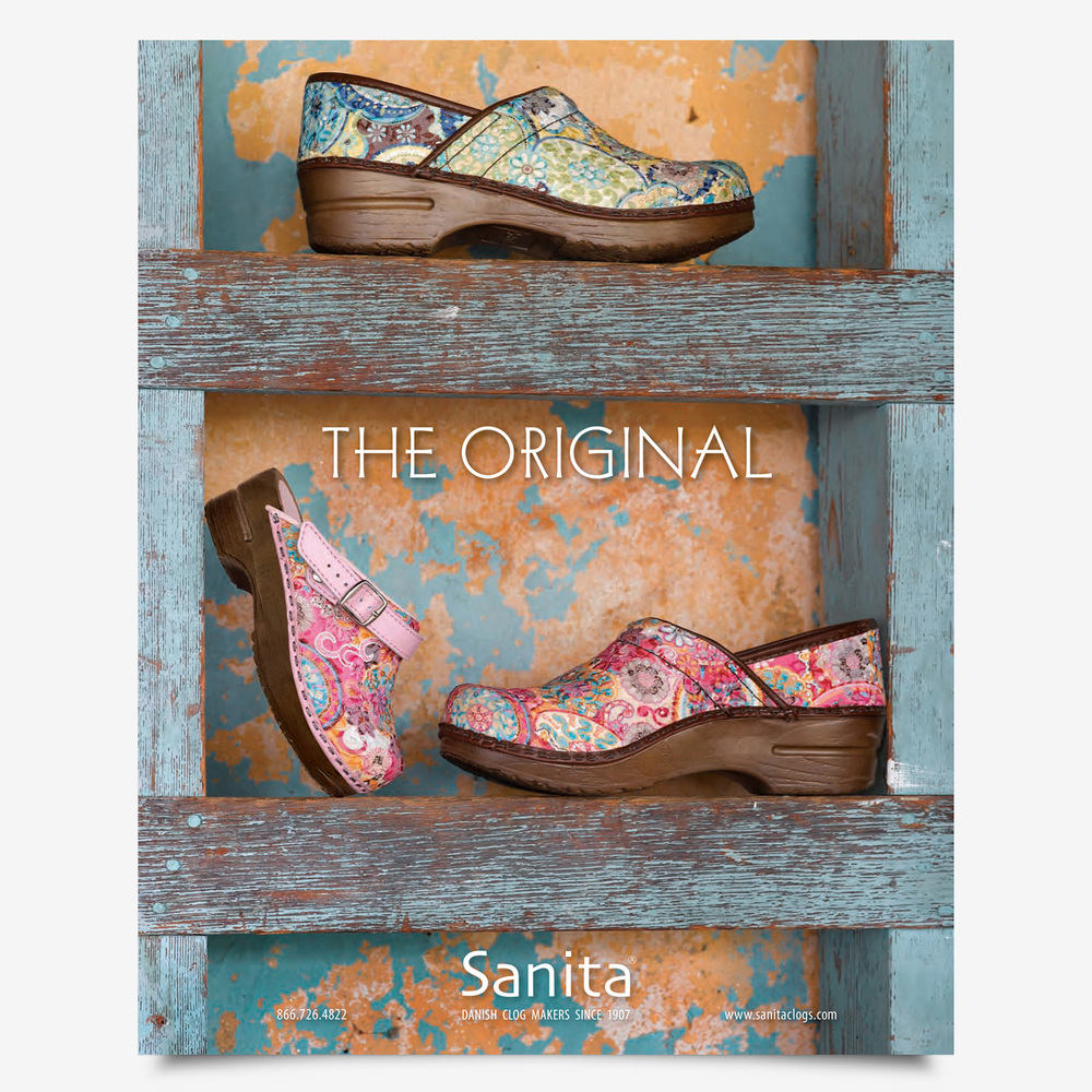 Sanita - The Original Ad
