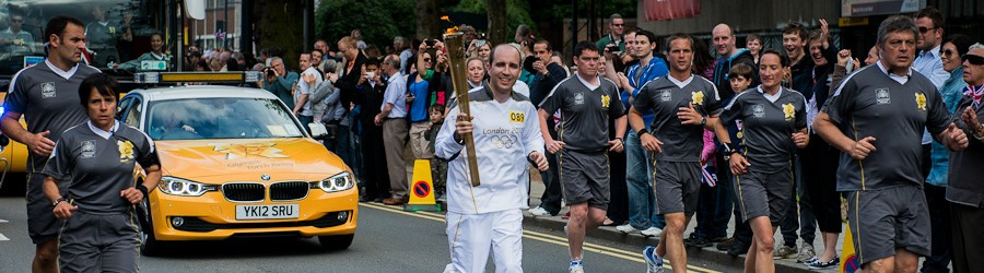 Olympic Torch Run