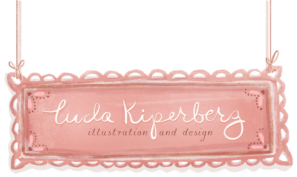 Luda Kiperberg Illustration + Design