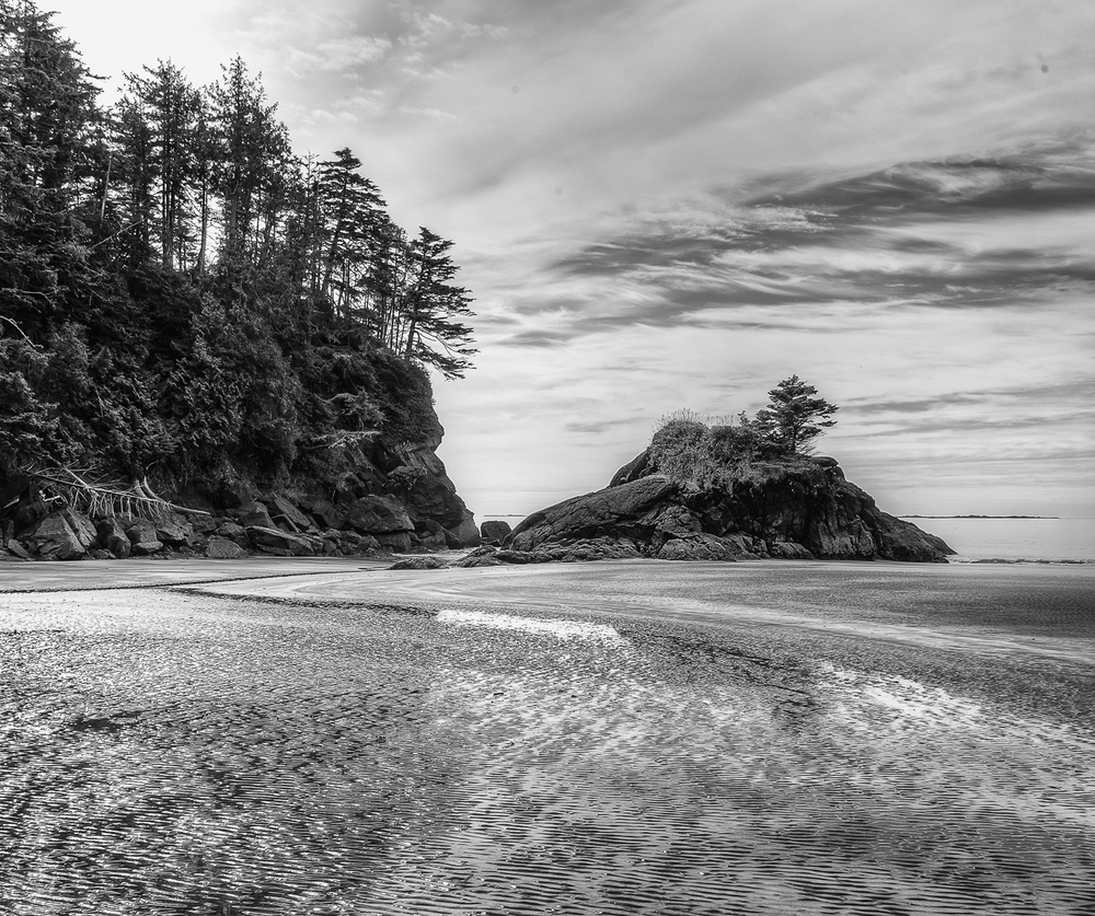 Rugged Point is spectacular, a must stop on the West Coast of Vancouver Island