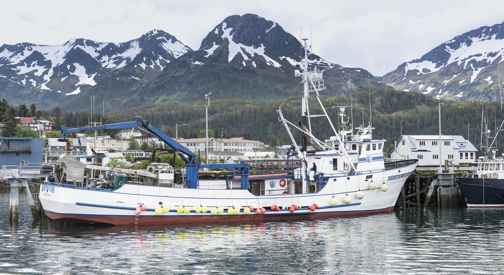 The  Northwestern  of The Deadliest Catch fame