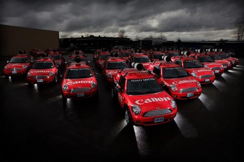 Canon Canada - Street Promotion Fleet