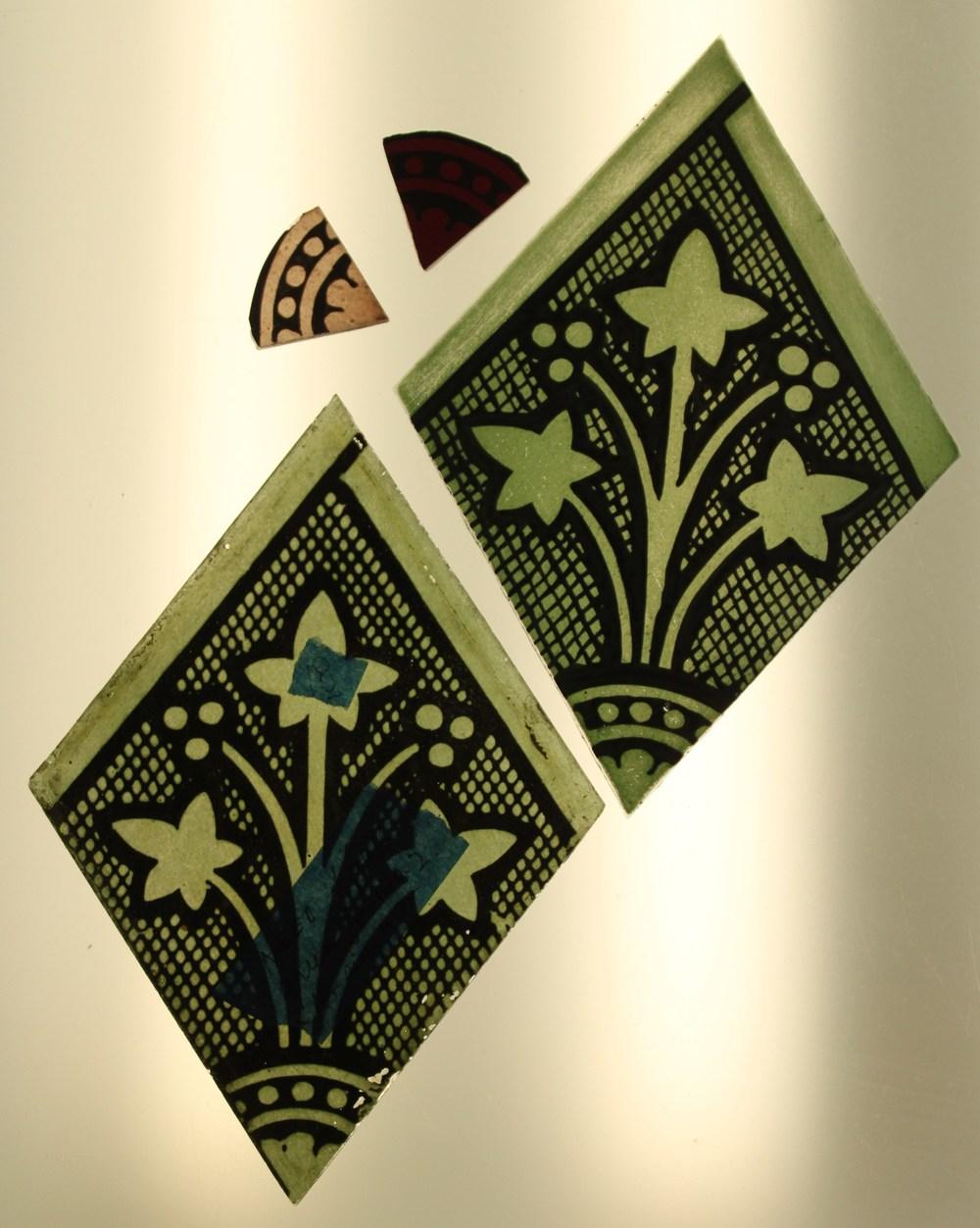 Indre McCraw replicated silkscreened piece.JPG