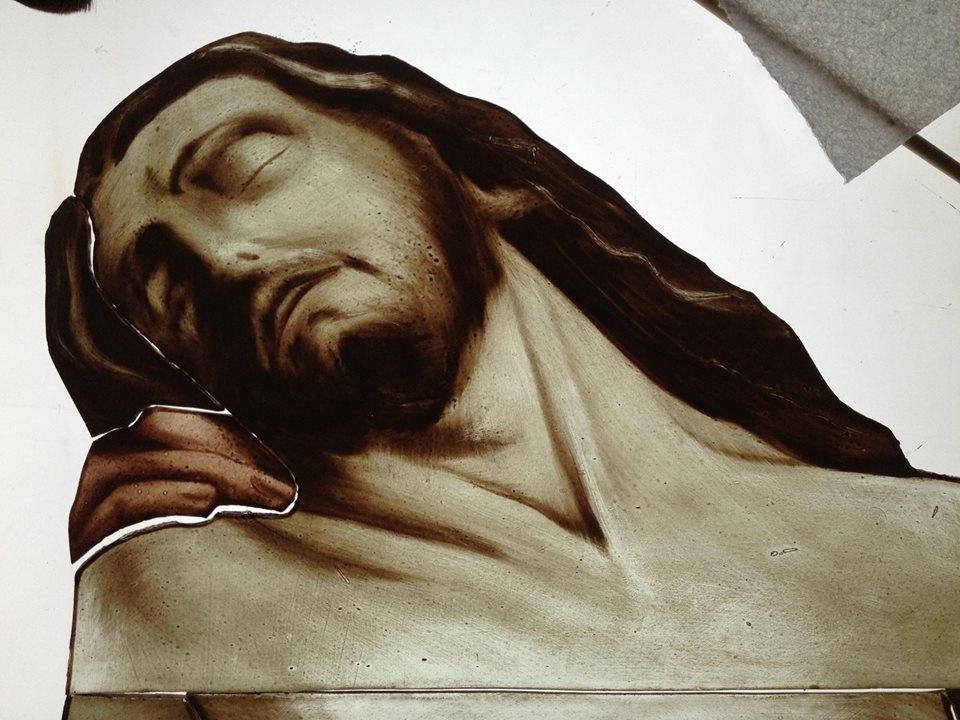 Indre M Venturella Studio Christ.JPG
