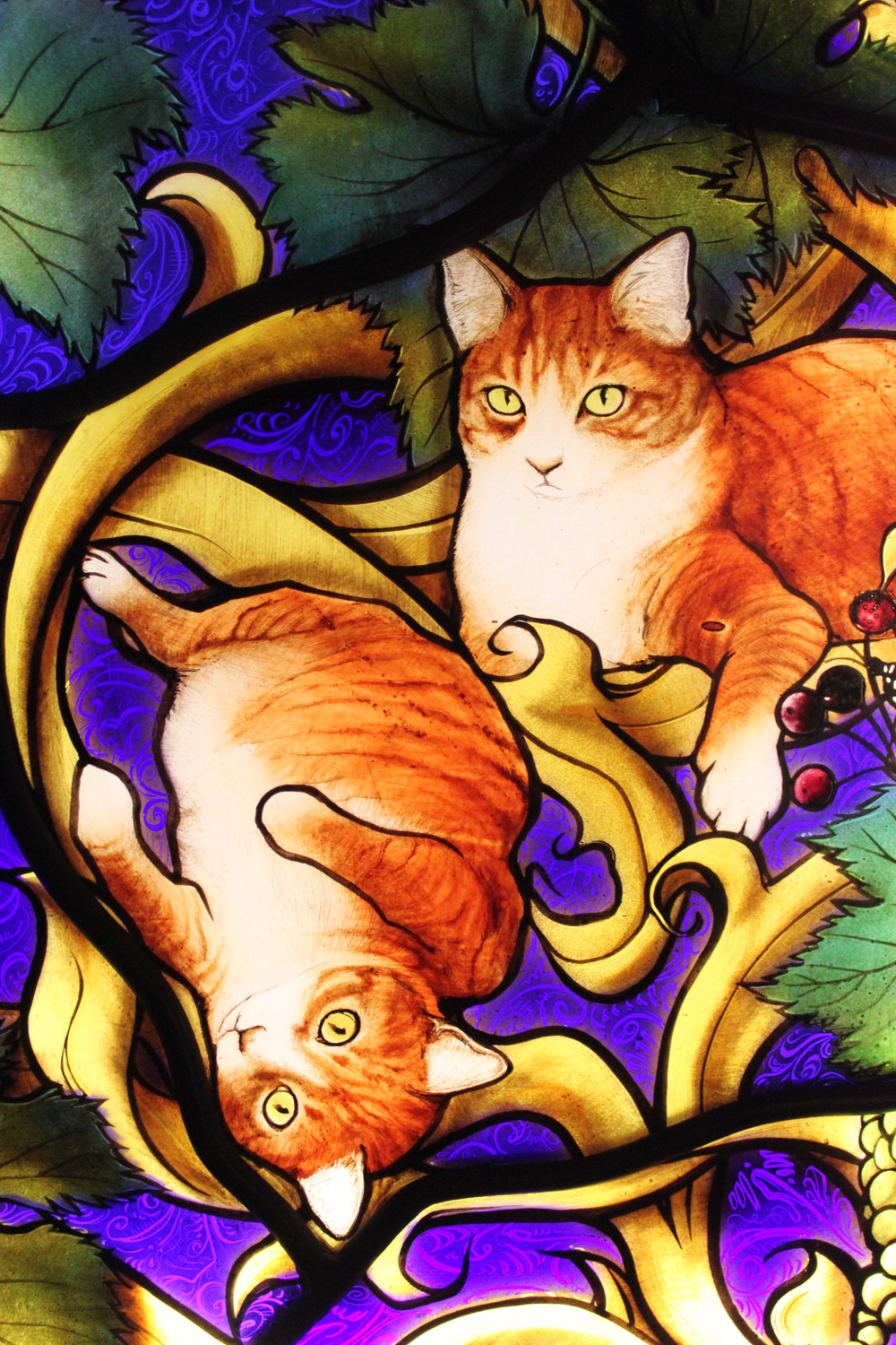 Indre McCraw cats detail.JPG