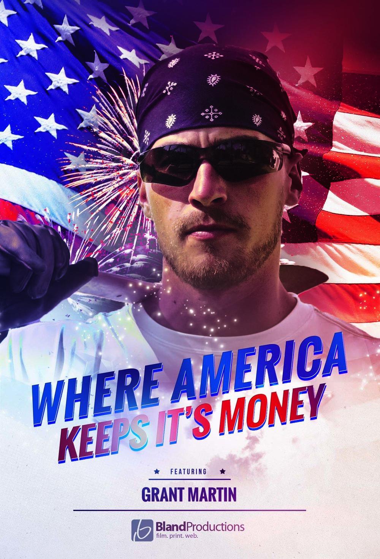 Where America Keep Its Money - (2016)