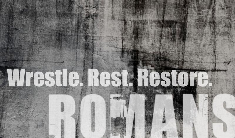 Romans: Current sermon series. Please join us Sundayat 10 a.m.