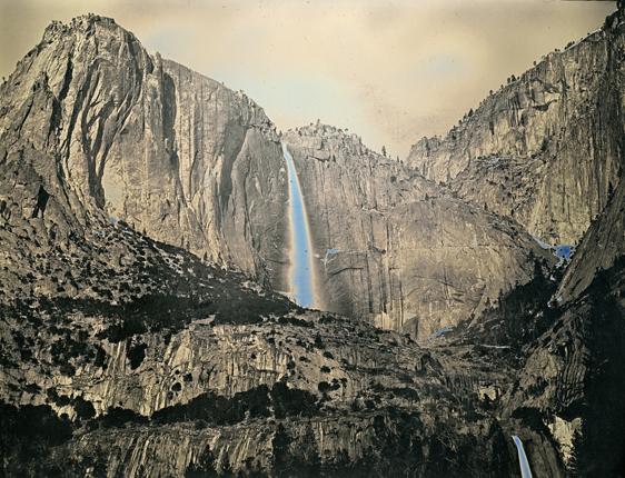Binh Danh, Yosemite Falls, June20, 2014