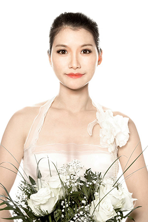 kate-hers RHEE,  White Flower Bride (Baek Hwa Shinbu 백화 신부) , 2016,