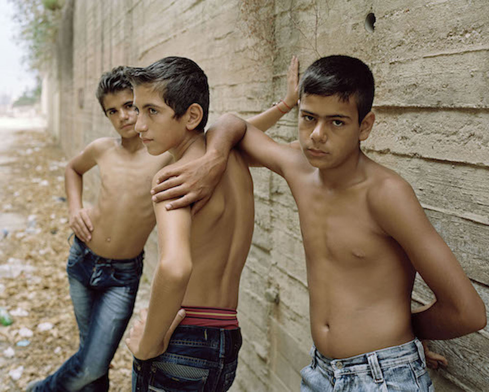 George Awde, from the series  Beirut