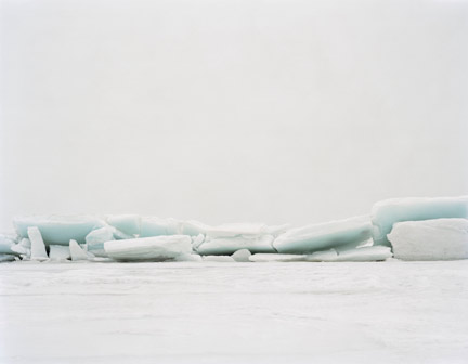 Lisa Robinson,  Fault  from the series  Snowbound;  from the SFC Fine Print Program