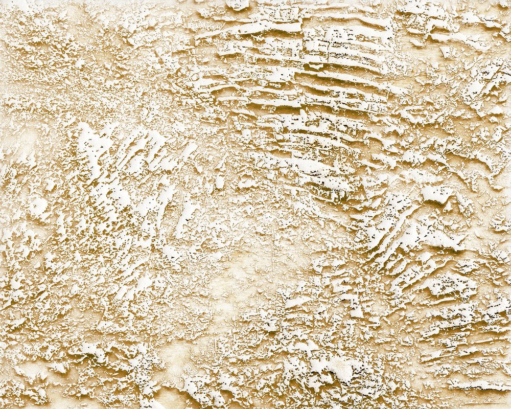Andréanne Michon,  Matrix Pyrogravure Embossing 2  (Detail)