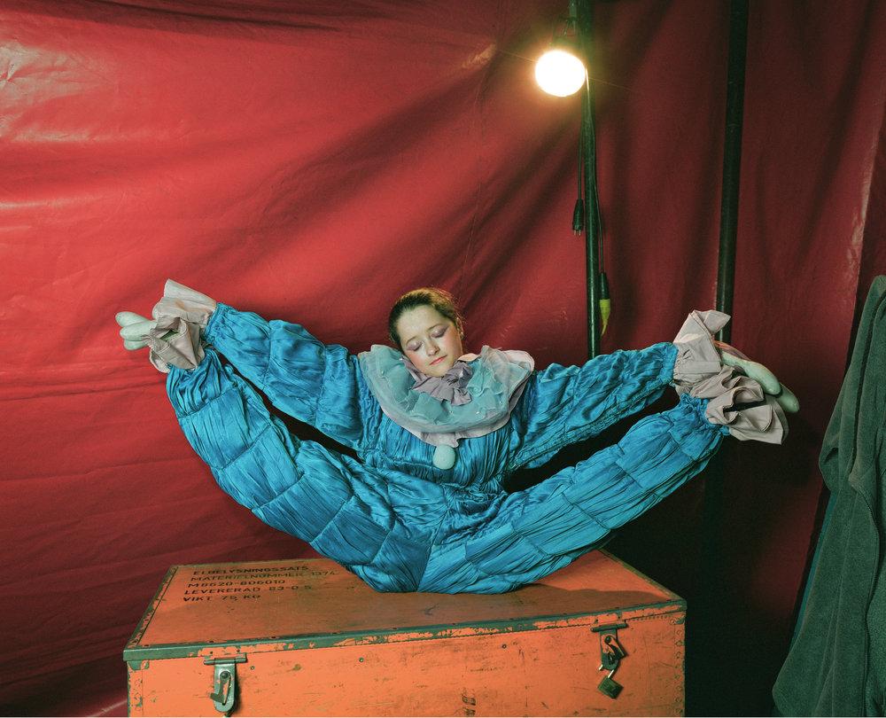 Wiesje Peels,  Circus Rose-Marie Malter ; 2017 finalist