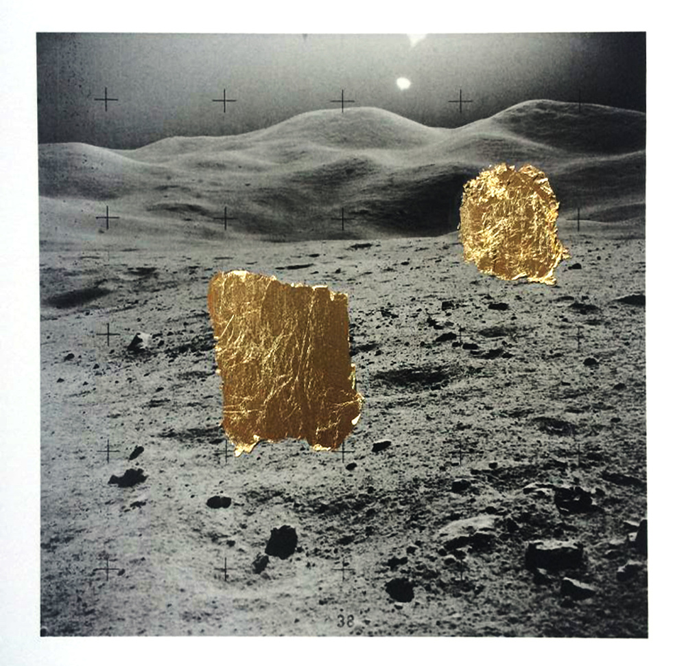David Campbell, from the series  Apollo Mistake ; 2016 finalist