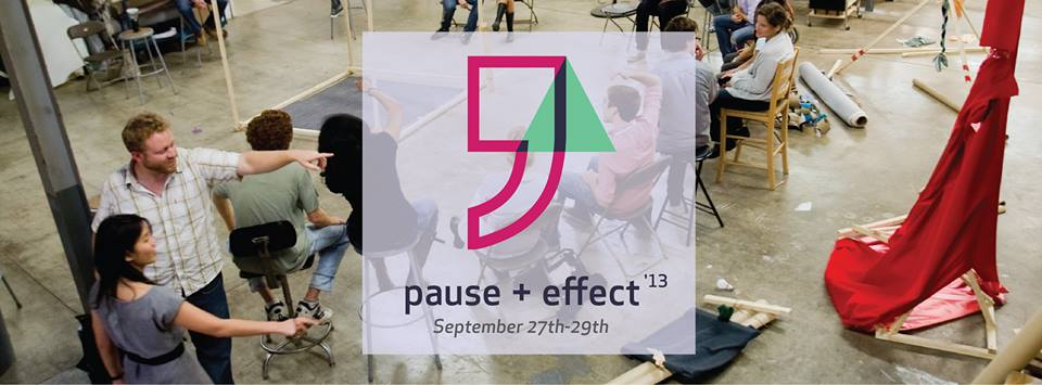 Pause + Effect: Taking time for reflection at ABWxD