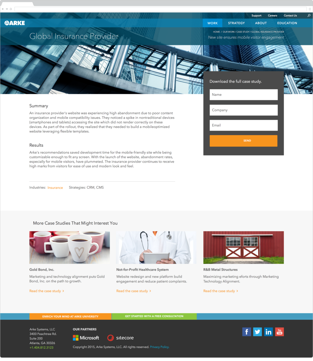 Case Study   IT consulting firm  Singapore    Green IT   Cloud IT     Credential writing for sales company  Copywriting consultancy