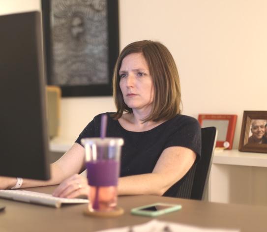 Rachel Peters, UX Lead at Launch