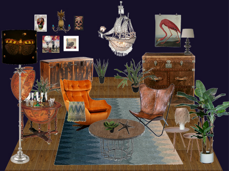 Zoe Hewett Neverland Roomset Grand Designs