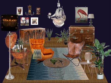 Zoe Hewett Neverland Roomset Grand Designs
