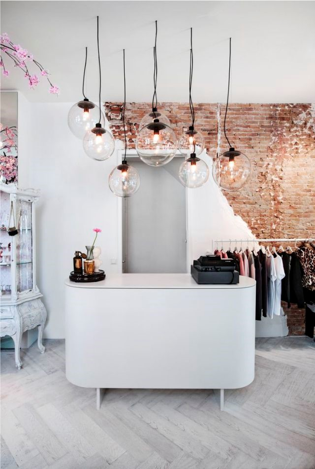 It might add to the ambient light but its main function is visual impact. & Shine a light: the impact of lighting on your store u2014 Zoe Hewett ...