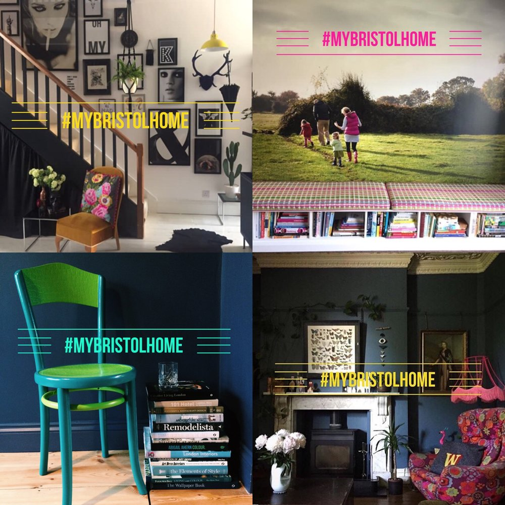 Clockwise from top left: @kylamagrathinteriors @freelancemum01 @house_of_wards @zohewettinteriors