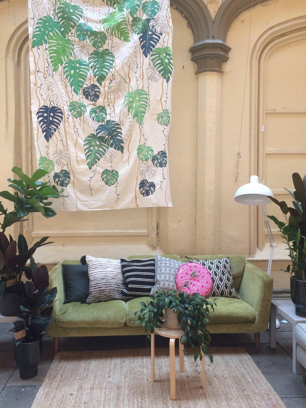 Affordable Art Fair Talks Lounge.JPG