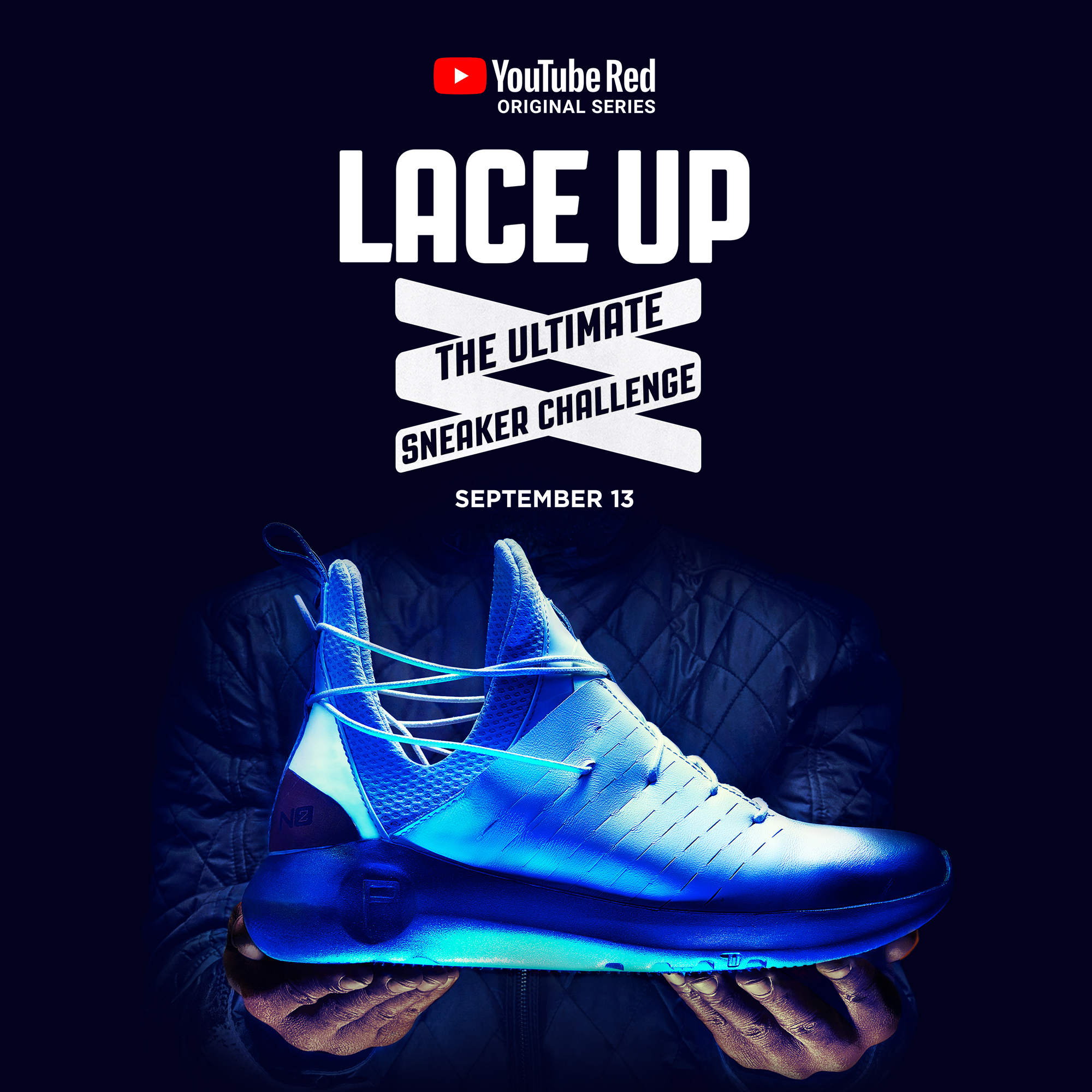 big sale 86801 29913 Lace Up  The Ultimate Sneaker Challenge