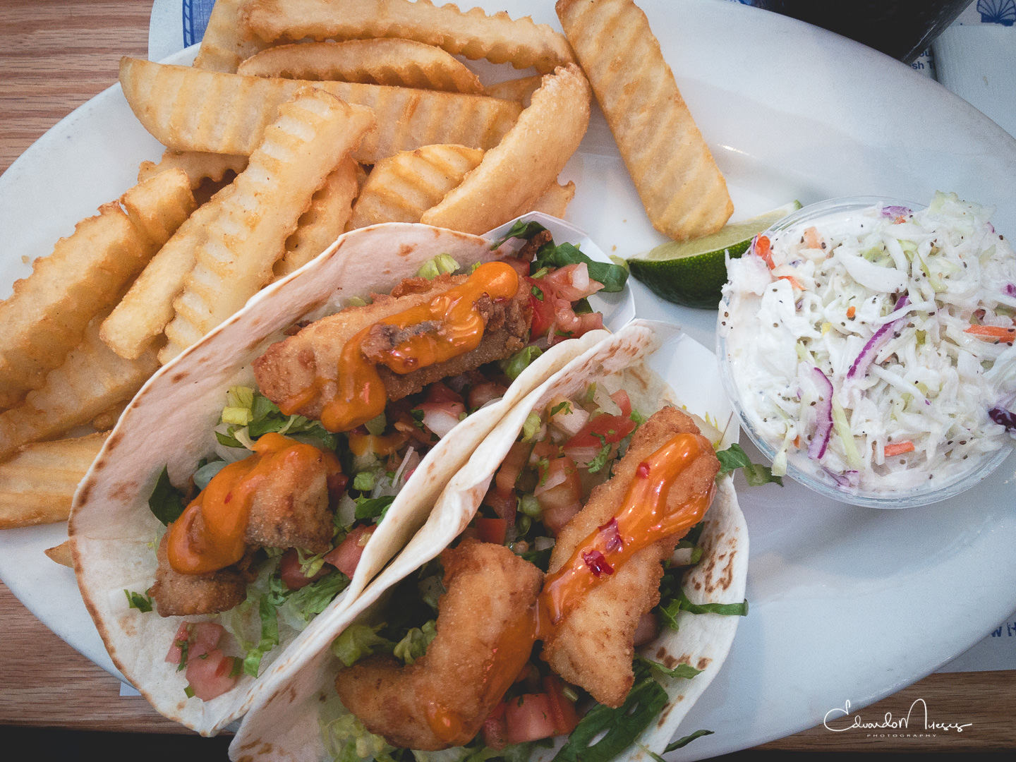 Tale Fish Tacos