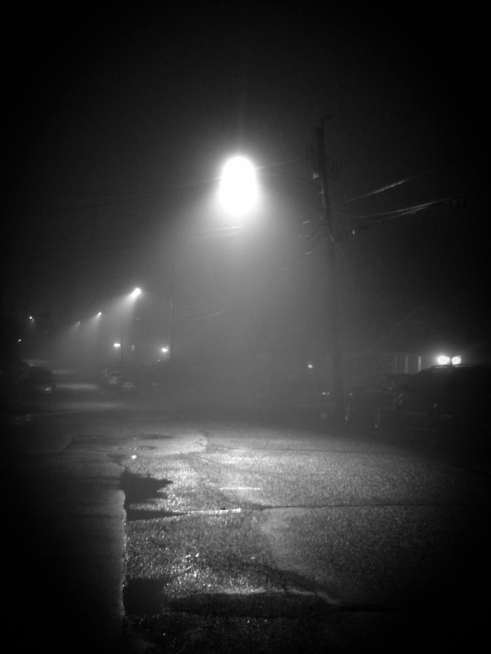 Spectres in the Fog