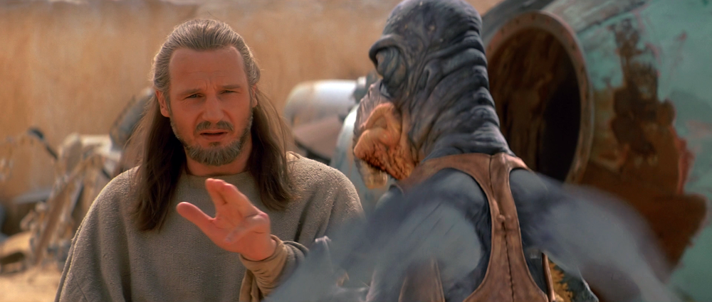 Jedi Mind Tricks may not always work (It was probably just Qui Gon. I mean let's get real, he was cut in half by Darth Maul. Rookie move), but Jedi's are definitely masters of Flow. Also, you should probably click the picture.
