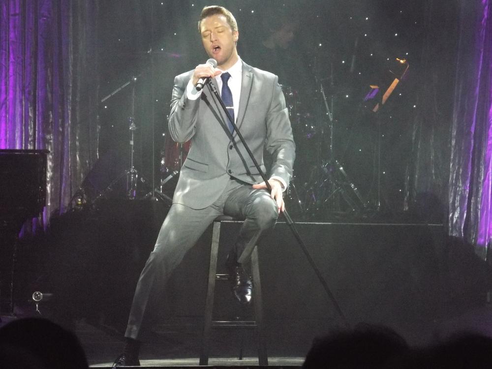 David Performing Home