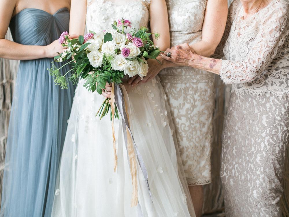 GENERATIONS:: a bridal portraitphotoshoot