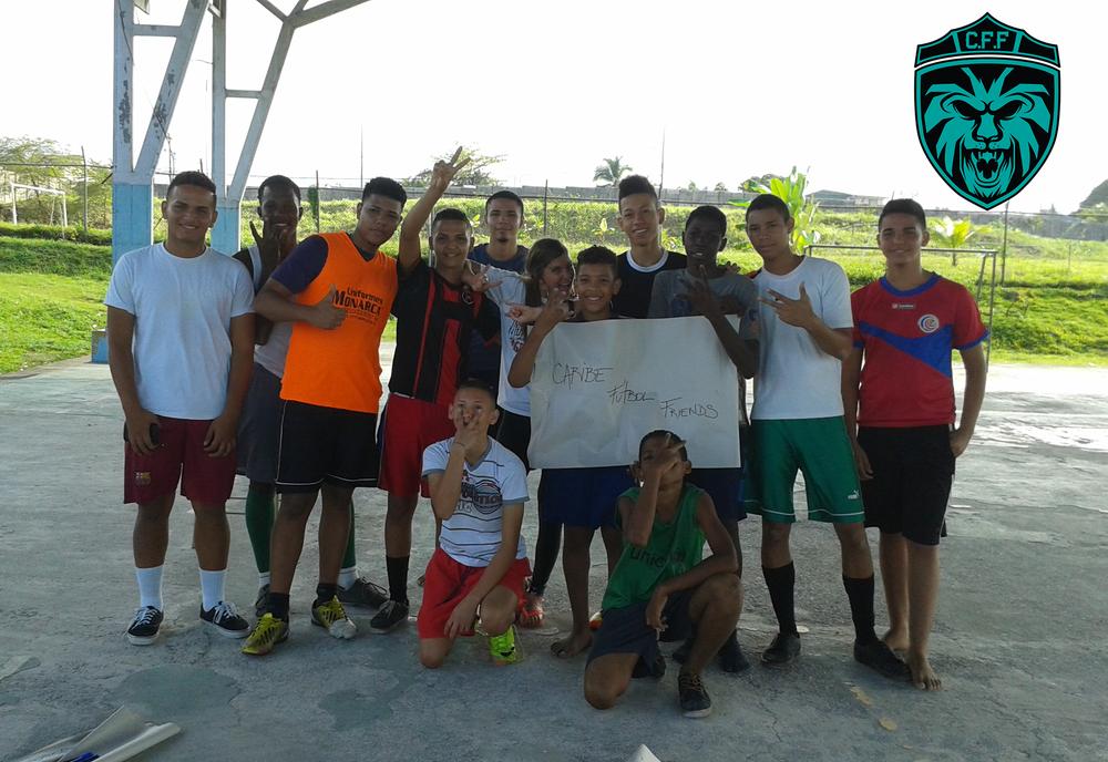 Caribe Futbol Friends / Limón