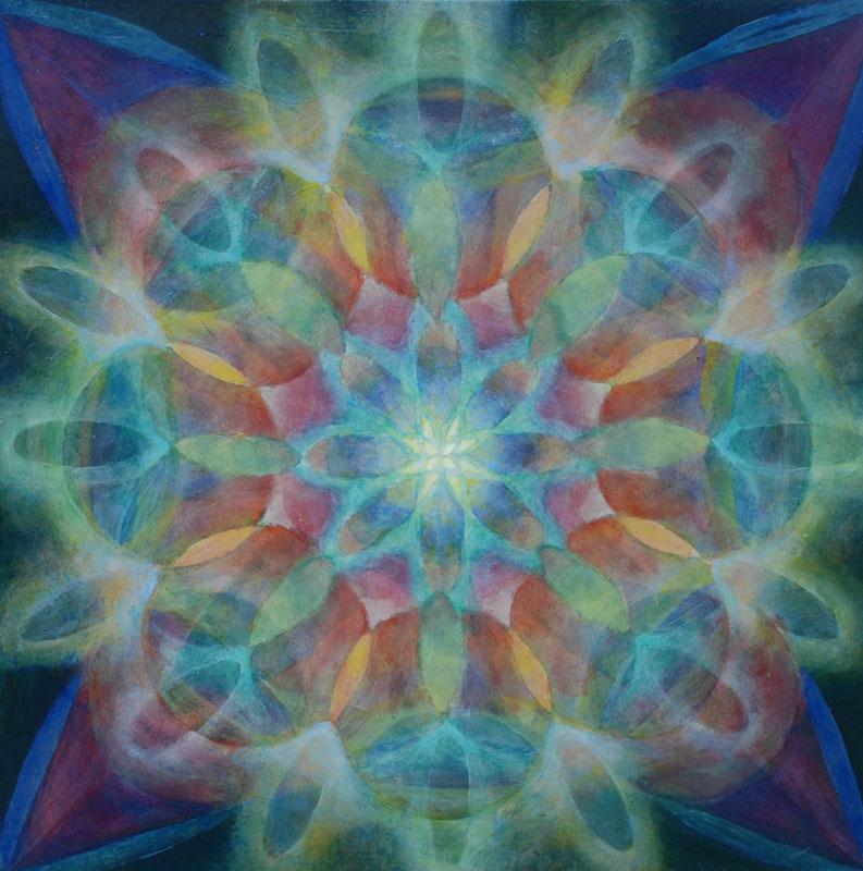 Faerie Mandala