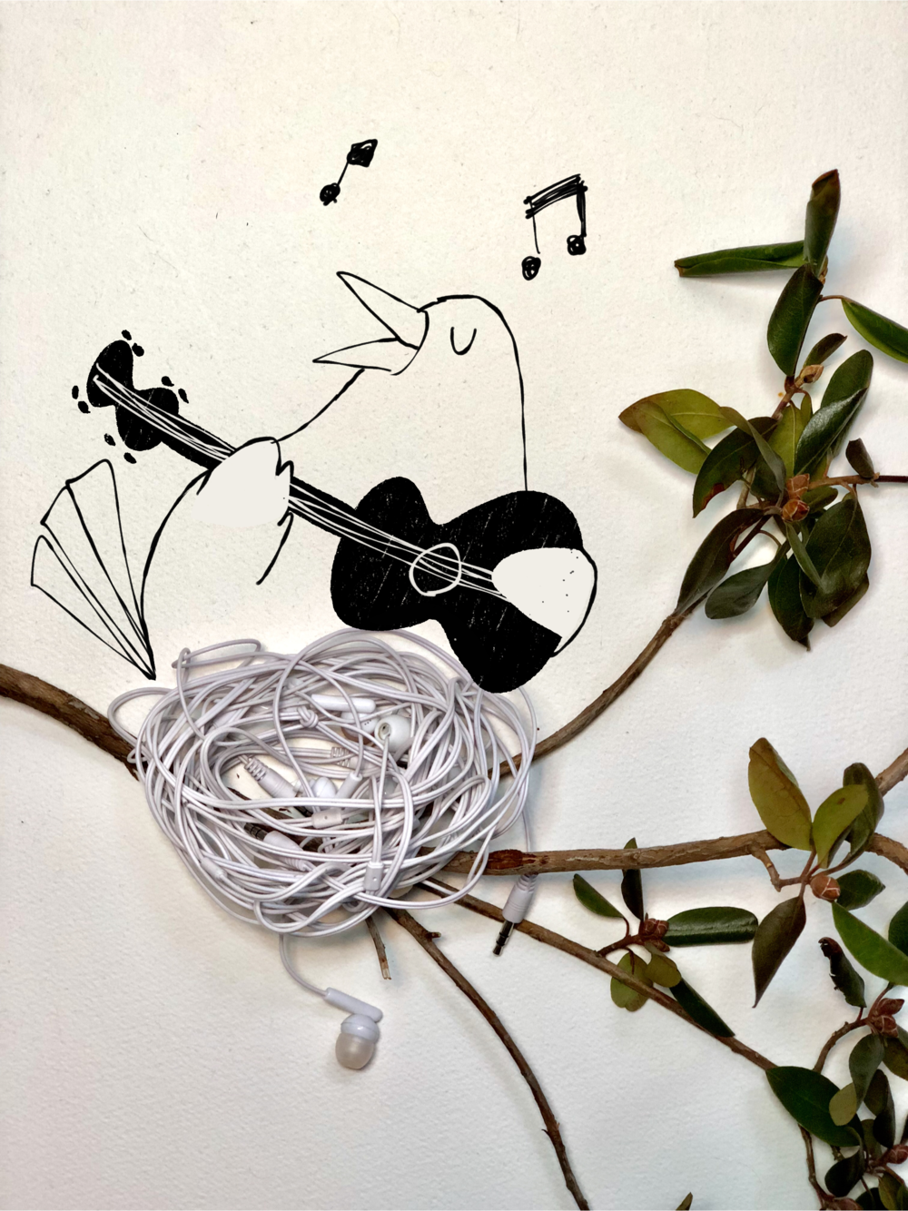 Earbud Nest