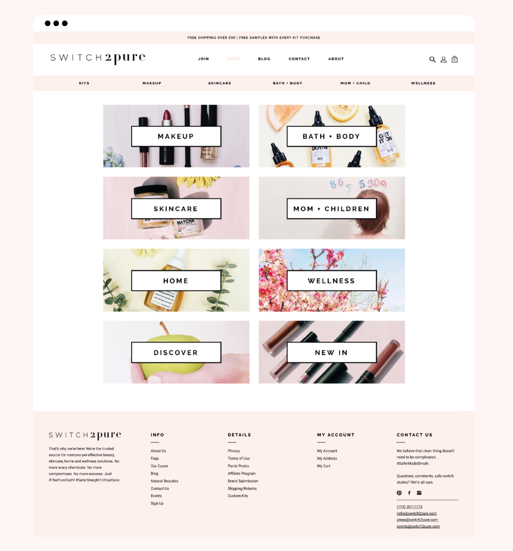 Switch2pureSite_brightenmade_webdesigner_webdesign_desmoines_beautybranding_website_landingpage_pink_beauty_skincare_wellness_graphicdesigner.png