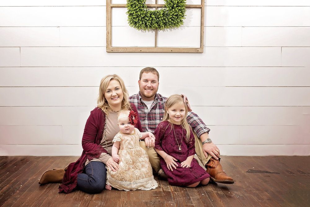 Family Portrait Session $190.00 - Includes consultation to design your custom family session. We can review wardrobe, locations, colors of your home to ensure we create the perfect art piece for home. At the reveal Party you will be able to purchase the photos you love.