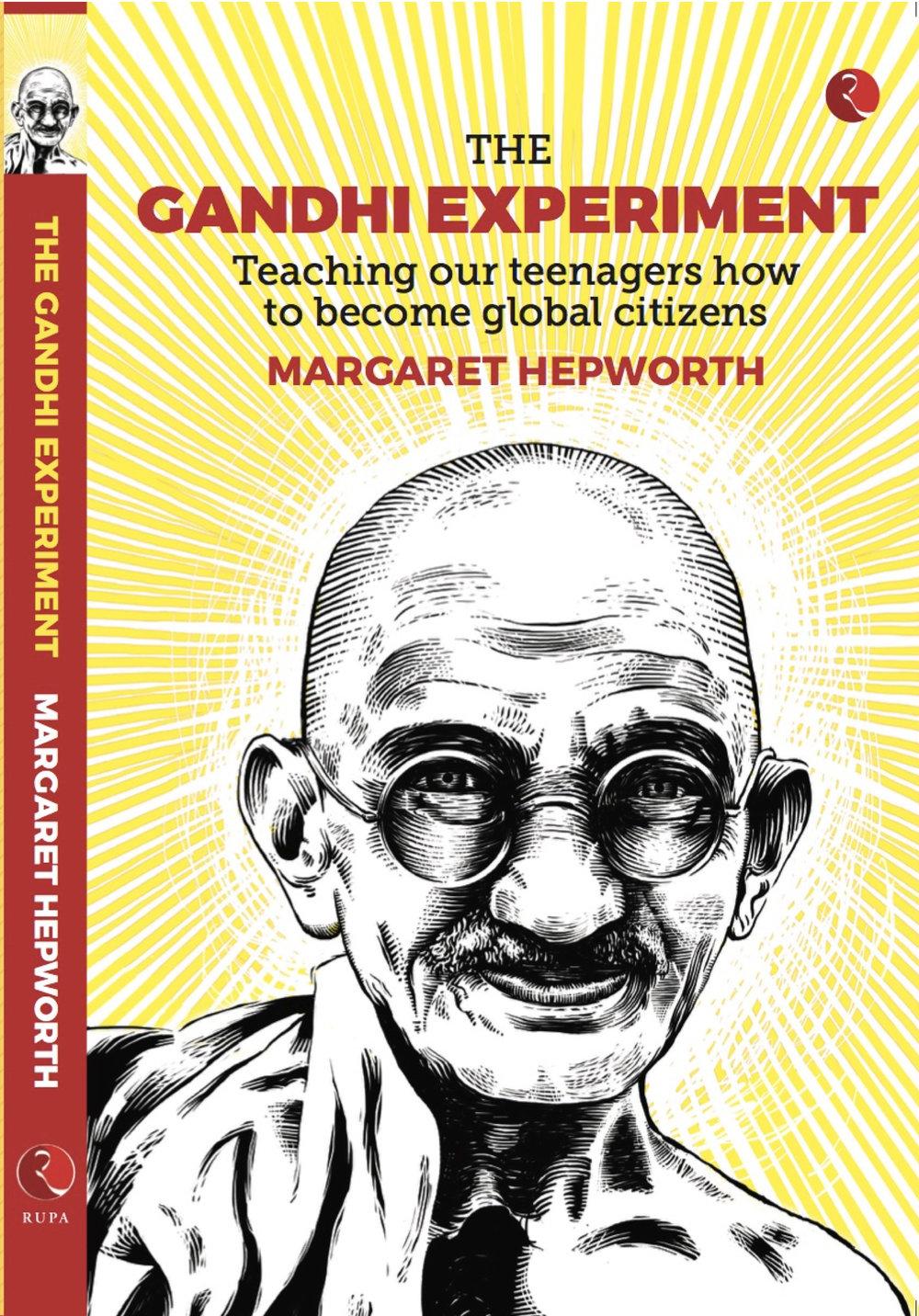 The Gandhi Experiment book Margaret Hepworth.jpeg