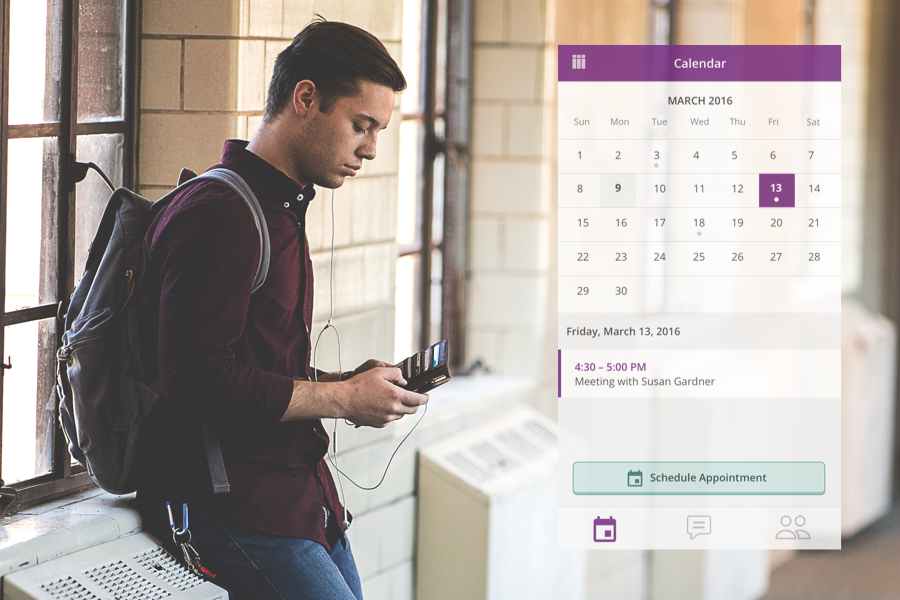 Advise Student Portal - A simplified approach to connecting students with advisors.