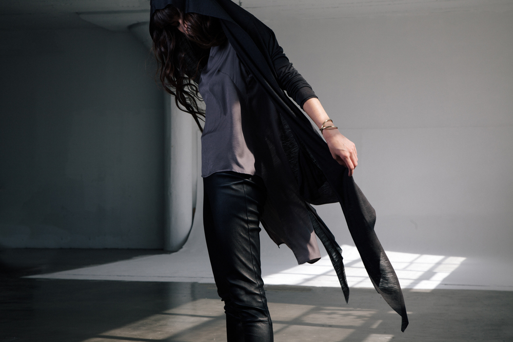 MelissaFleis-GunmetalSteelHoodedCardigan2.jpg