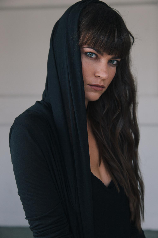 MelissaFleis-BlackSteelHoodedCardigan.jpg