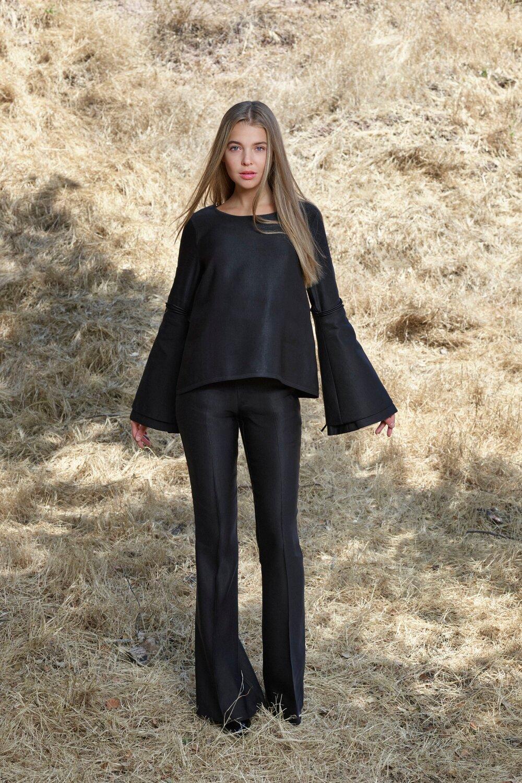 Melissa Fleis Bell Sleeve Top + Pant1.jpg