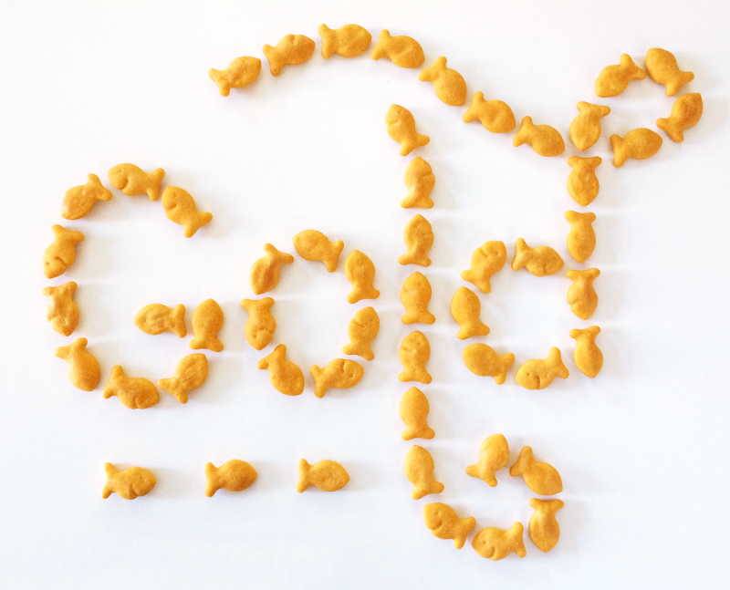 09.23.14   Fish snacks. #playwithyourfood