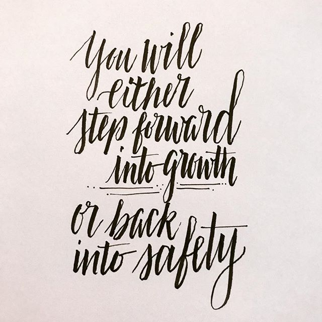 A little shaky, but it feels good to find my stroke again after quite the hiatus from lettering. Doing some commissioned work for a friend who doesn't know how much I needed this—to break out the pens again.  #lettering #brushlettering #tombow