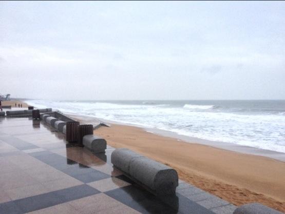 rizhao beach