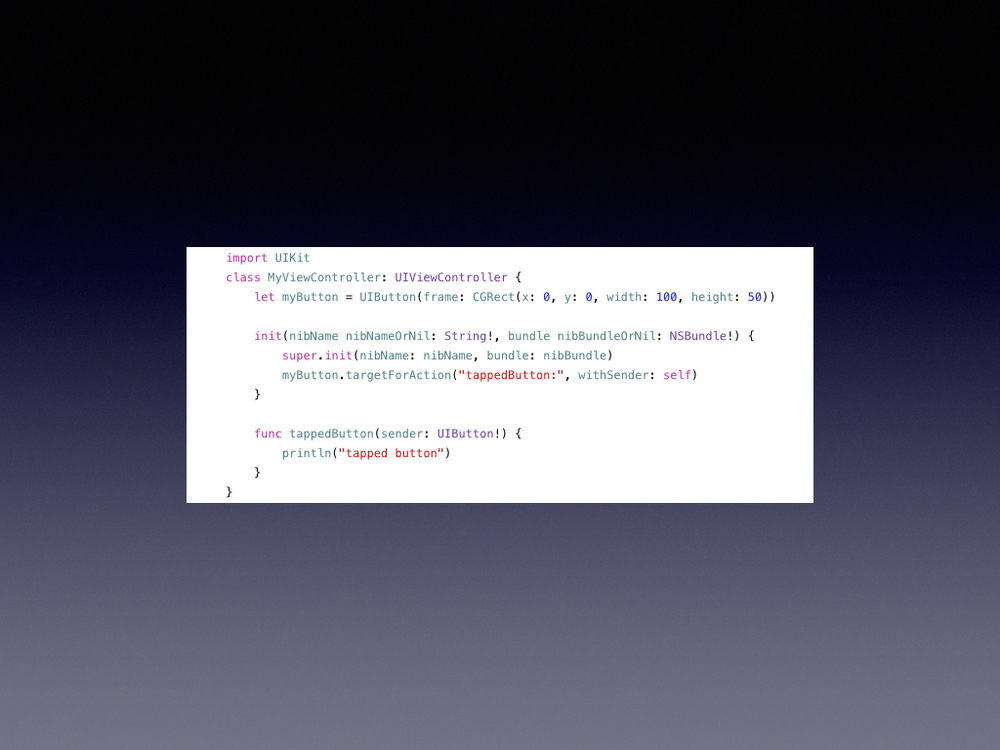 your swift classes can be a subclass of objective-c classes.    This first blew my mind but when you think about why Apple wrote Swift then its an obvious feature of the language.     Swift runs in the Objective-C runtime after all    Theres also toll free bridging meaning a swift array is the same as a NSArray, can thats down to the memory!